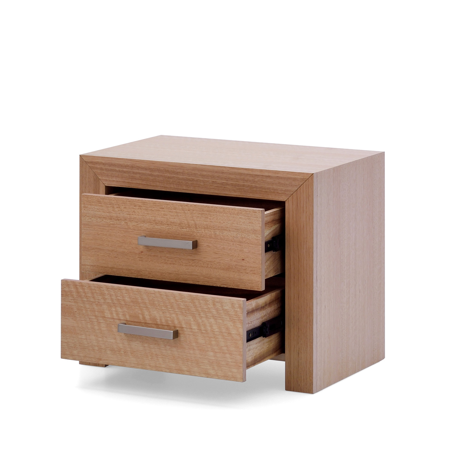 Madison Tasmanian Oak Veneer Bedside Table 2 Storage  : 10 28032 from www.ebay.com.au size 1600 x 1600 jpeg 269kB