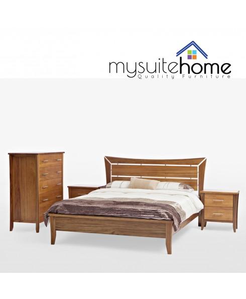 Avoca Queen Size Bed Frame