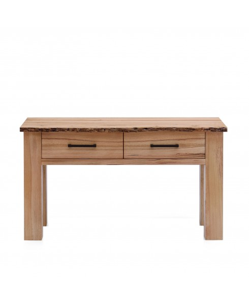 Chelsea Messmate Oak Console Table Unit