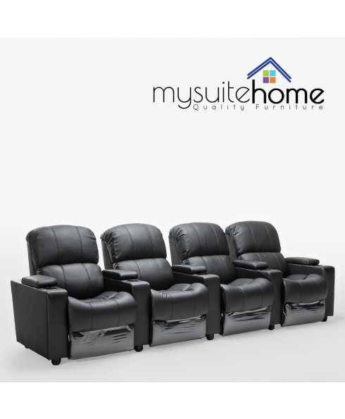 Leather Home Theatre Lounges Brisbane Hum Home Review