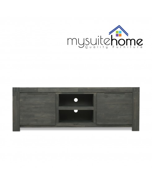 Aston Solid Acacia TV Unit