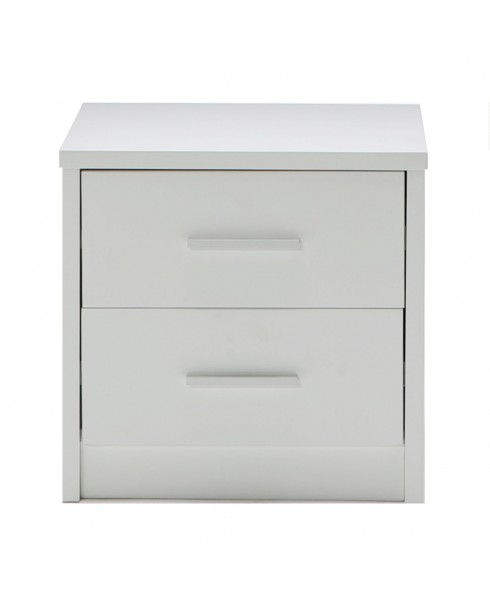 Venus brand new white high gloss bedside table night stand storage venus brand new white high gloss bedside table night stand storage drawers watchthetrailerfo