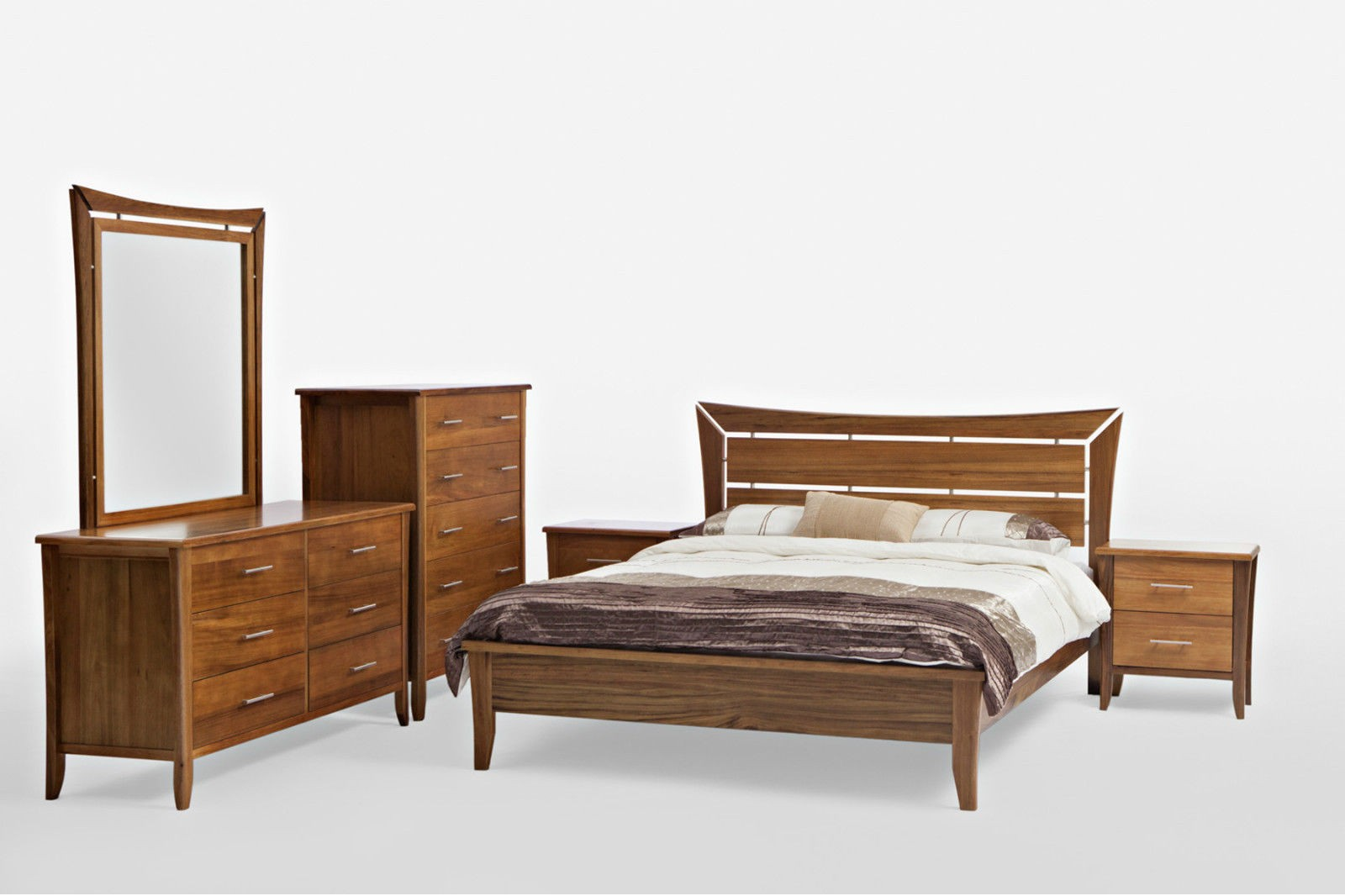 Avoca Queen Size Bed Frame