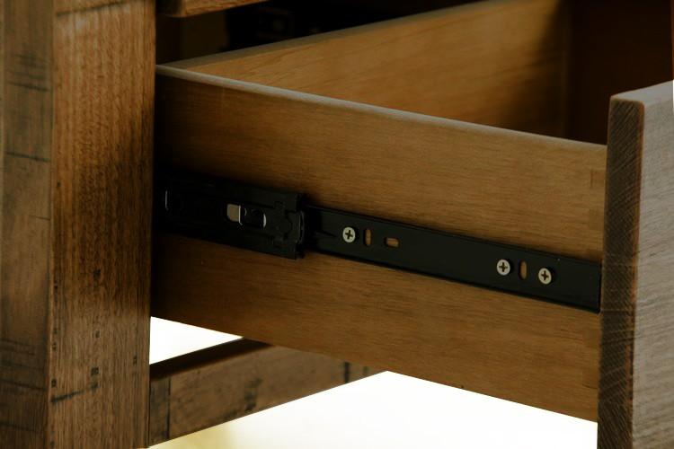 Juliette Brand New Tasmania Oak Bedside Table Night Stand