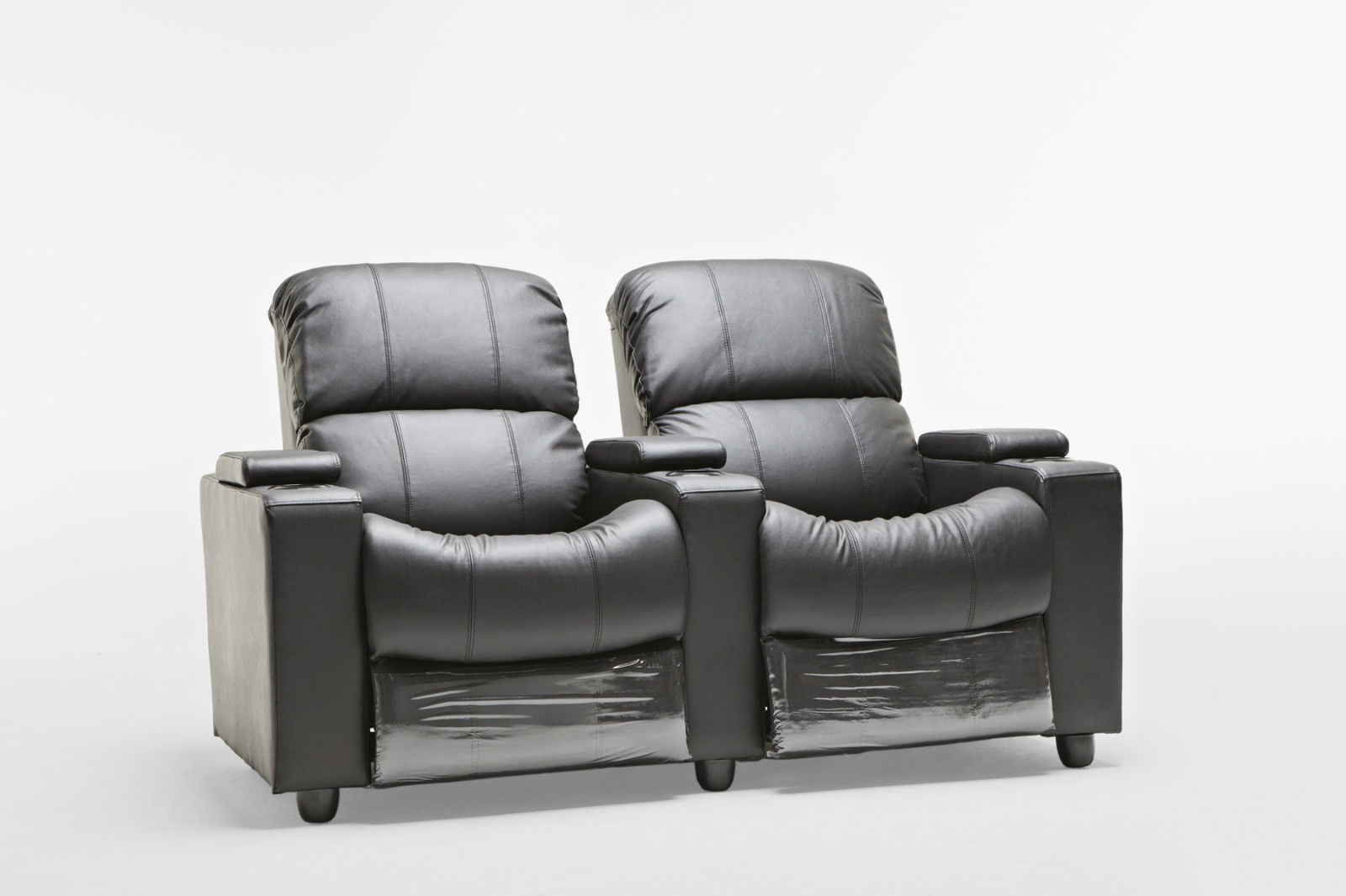 Sophie Brand New Black Leather 2 Seater Recliner Home Theatre Lounge Suite & Sophie Brand New Black Leather 2 Seater Recliner Home Theatre ... islam-shia.org