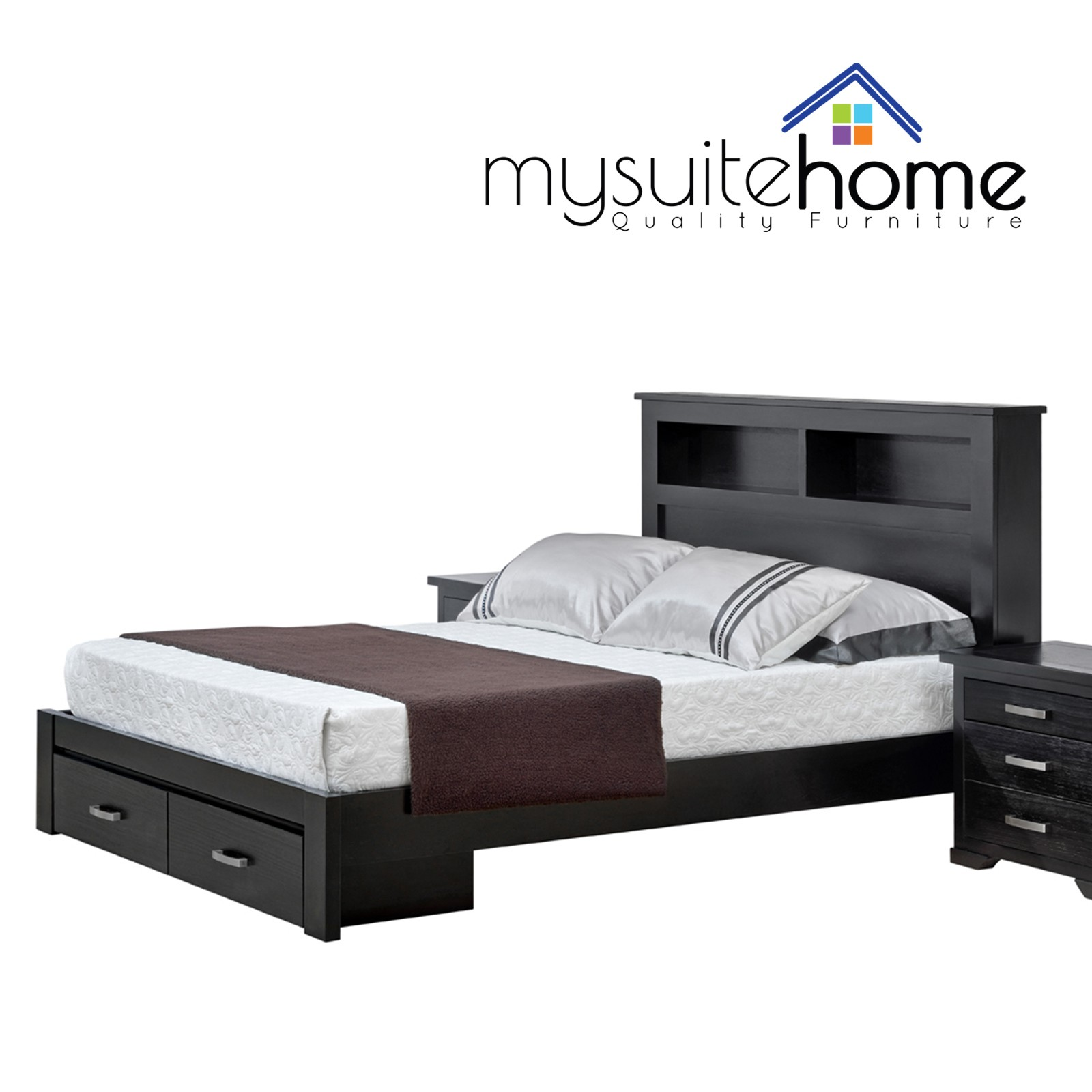 fortytwo bed d size mikala home queen furniture b cor frames
