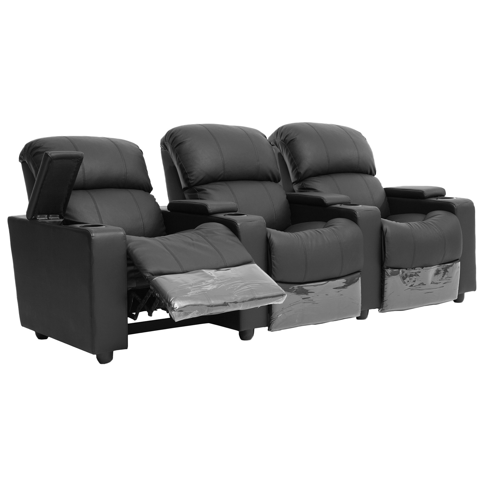 Sophie Brand New Leather 3 Seater Recliner Home Theater Entertainment Lounge  sc 1 st  MysuiteHome & Sophie Brand New Leather 3 Seater Recliner Home Theater ... islam-shia.org