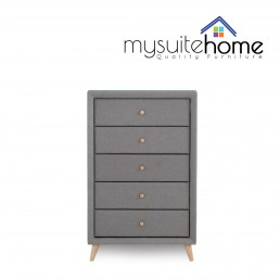 SORRENTO GREY TALLBOY