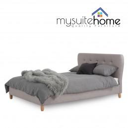 Cooper Grey Queen Bed